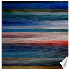 Background Horizontal Lines Canvas 20  X 20
