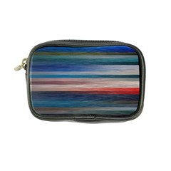 Background Horizontal Lines Coin Purse
