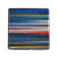 Background Horizontal Lines Memory Card Reader (square)