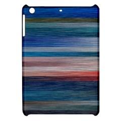 Background Horizontal Lines Apple iPad Mini Hardshell Case