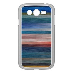 Background Horizontal Lines Samsung Galaxy Grand Duos I9082 Case (white)