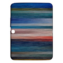Background Horizontal Lines Samsung Galaxy Tab 3 (10 1 ) P5200 Hardshell Case