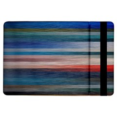 Background Horizontal Lines Ipad Air Flip