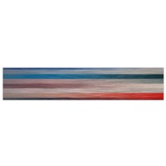 Background Horizontal Lines Flano Scarf (Small)