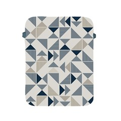 Geometric Triangle Modern Mosaic Apple Ipad 2/3/4 Protective Soft Cases
