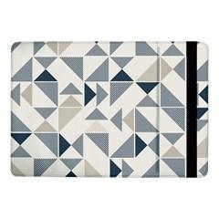 Geometric Triangle Modern Mosaic Samsung Galaxy Tab Pro 10 1  Flip Case