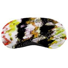 Canvas Acrylic Digital Design Art Sleeping Masks