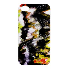 Canvas Acrylic Digital Design Art Apple Iphone 4/4s Hardshell Case