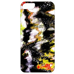 Canvas Acrylic Digital Design Art Apple Iphone 5 Classic Hardshell Case