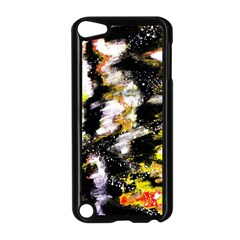 Canvas Acrylic Digital Design Art Apple Ipod Touch 5 Case (black)