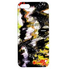 Canvas Acrylic Digital Design Art Apple Iphone 5 Hardshell Case With Stand