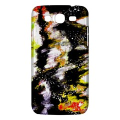 Canvas Acrylic Digital Design Art Samsung Galaxy Mega 5 8 I9152 Hardshell Case