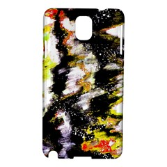 Canvas Acrylic Digital Design Art Samsung Galaxy Note 3 N9005 Hardshell Case