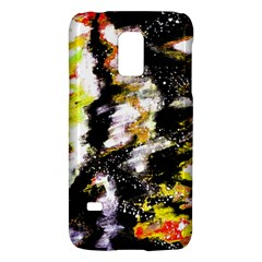 Canvas Acrylic Digital Design Art Galaxy S5 Mini