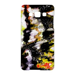 Canvas Acrylic Digital Design Art Samsung Galaxy A5 Hardshell Case