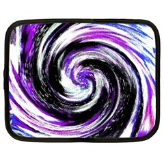 Canvas Acrylic Digital Design Netbook Case (XXL)