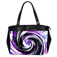 Canvas Acrylic Digital Design Office Handbags (2 Sides)