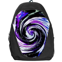 Canvas Acrylic Digital Design Backpack Bag