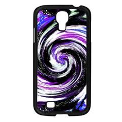Canvas Acrylic Digital Design Samsung Galaxy S4 I9500/ I9505 Case (black)