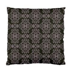 Line Geometry Pattern Geometric Standard Cushion Case (one Side)