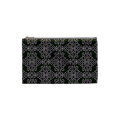 Line Geometry Pattern Geometric Cosmetic Bag (Small)