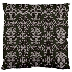 Line Geometry Pattern Geometric Large Cushion Case (two Sides)