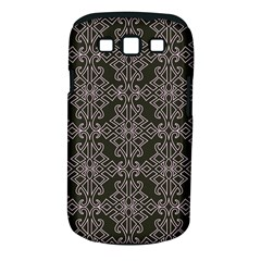 Line Geometry Pattern Geometric Samsung Galaxy S Iii Classic Hardshell Case (pc+silicone)