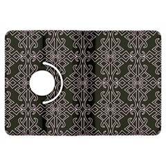 Line Geometry Pattern Geometric Kindle Fire Hdx Flip 360 Case