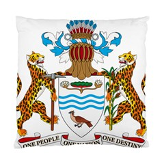 Coat Of Arms Of Guyana Standard Cushion Case (two Sides)