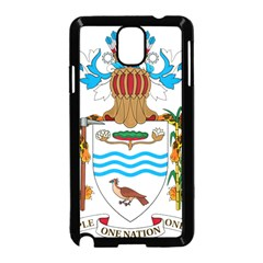 Coat Of Arms Of Guyana Samsung Galaxy Note 3 Neo Hardshell Case (black)
