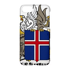 Coat Of Arms Of Iceland Apple Iphone 7 Hardshell Case