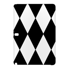 Chevron Black Copy Samsung Galaxy Tab Pro 10 1 Hardshell Case