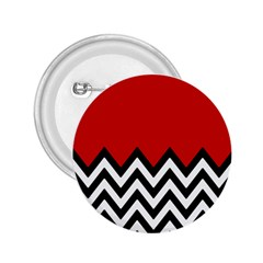Chevron Red 2 25  Buttons