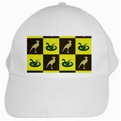 Snake Bird White Cap