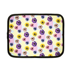 Monster Eye Flower Netbook Case (small)