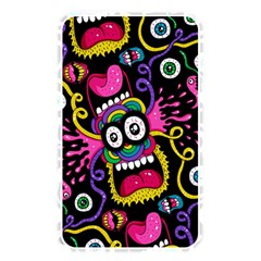Monster Face Mask Patten Cartoons Memory Card Reader
