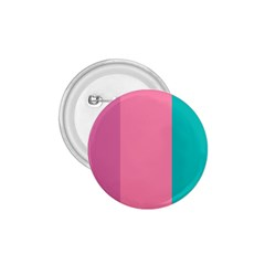 Pink Blue Three Color 1 75  Buttons
