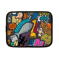 N Pattern Netbook Case (small)