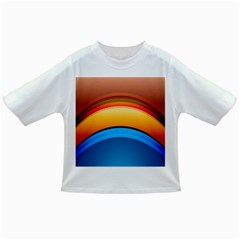Rainbow Color Infant/toddler T Shirts