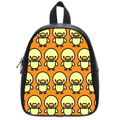 Small Duck Yellow School Bags (small)