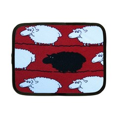 Sheep Pattern Netbook Case (small)