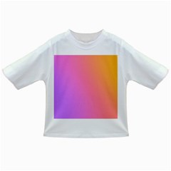 Blank Desk Pink Yellow Purple Infant/toddler T Shirts