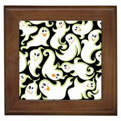 Ghosts Small Phantom Stock Framed Tiles