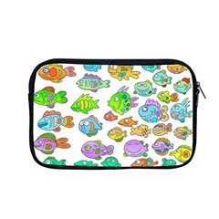 Fishes Col Fishing Fish Apple Macbook Pro 13  Zipper Case