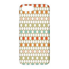 Lab Pattern Hexagon Multicolor Apple Iphone 7 Plus Hardshell Case