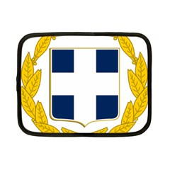 Coat Of Arms Of Greece Military Variant Netbook Case (small)