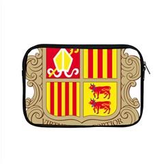 Coat Of Arms Of Andorra Apple Macbook Pro 15  Zipper Case