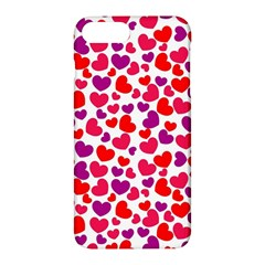 Love Pattern Wallpaper Apple Iphone 7 Plus Hardshell Case