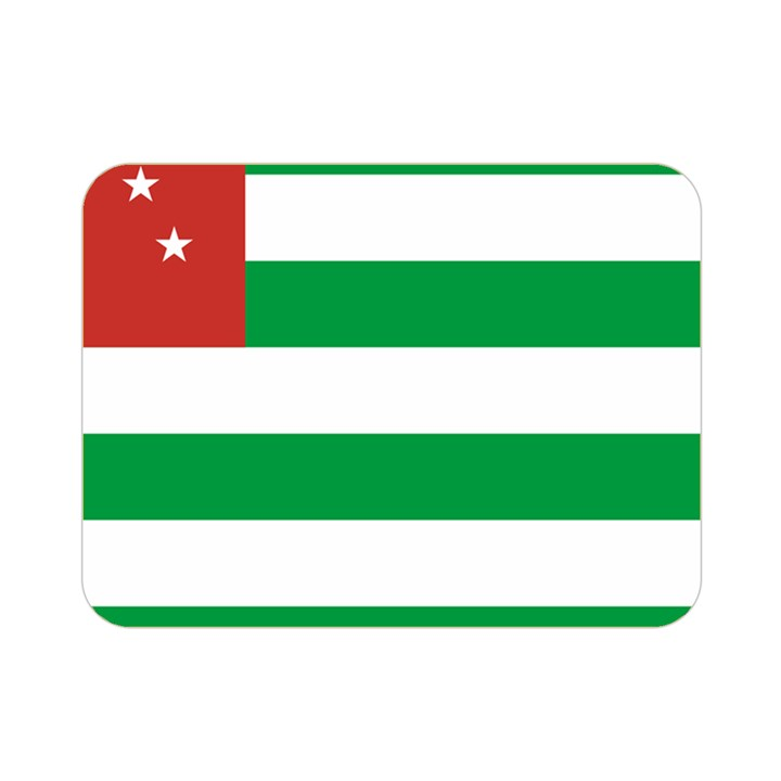 Flag of Abkhazia Double Sided Flano Blanket (Mini)