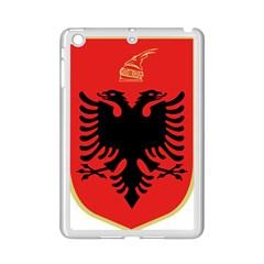 Coat Of Arms Of Albania Ipad Mini 2 Enamel Coated Cases